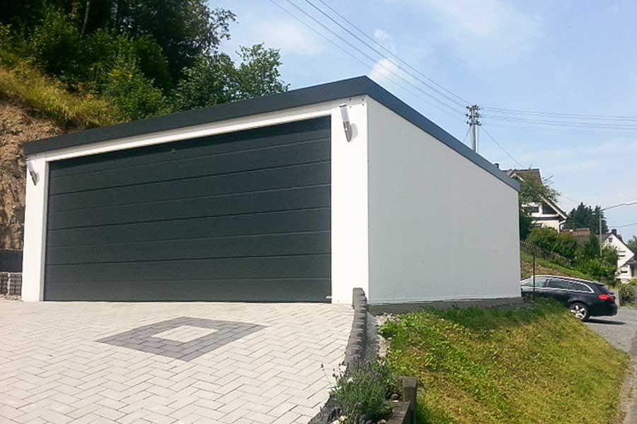 Indom galerija - Garage double prefabrique ...